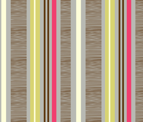linear stripe fabric by amel24 on Spoonflower - custom fabric