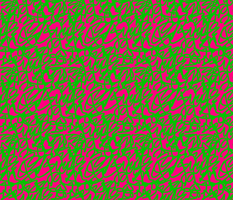 scribblepunk fabric by jenr8 on Spoonflower - custom fabric