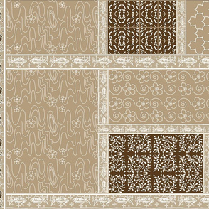 Fishing_Virtual_Batik_brown-TAN