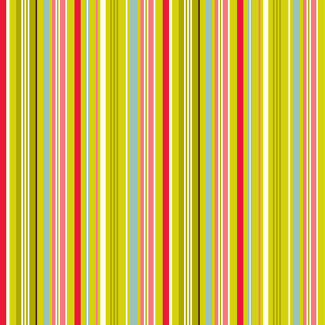 Ecology Stripe fabric by heatherdutton on Spoonflower - custom fabric