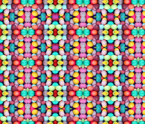 Egg Puzzlebee fabric by miss_hattie on Spoonflower - custom fabric