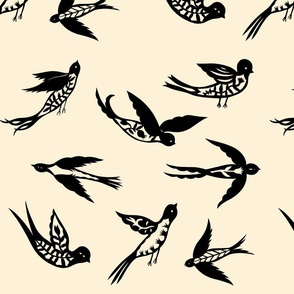 Bird Tatoos