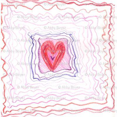 The Rainbow Heart
