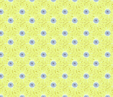 ©2011 Blue-eyed Mum fabric by glimmericks on Spoonflower - custom fabric