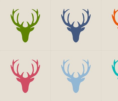 Rrsimple_deer_head_pillow_fronts_st_sf_shop_preview