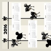 Calendar_5rev3-w-frame-sideways_willie-wagtail-stripe_shop_thumb
