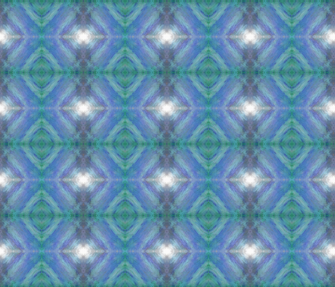 Spotlight at sea fabric by su_g on Spoonflower - custom fabric