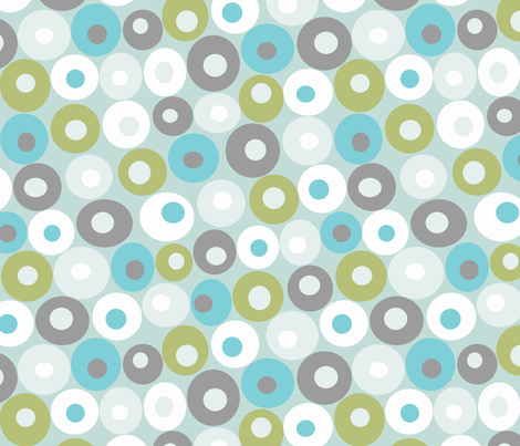 dotsy granite fabric by littlerhodydesign on Spoonflower - custom fabric