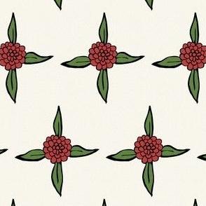 Floral Squares Coordinate
