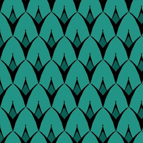 Strange Turquoise
