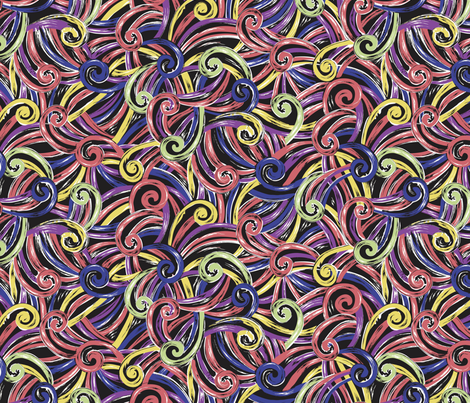 Carnival Print fabric by jag0812 on Spoonflower - custom fabric