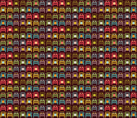 jeep_NEW2 fabric by sarak721 on Spoonflower - custom fabric