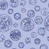 Modern Gallifreyan (bold)