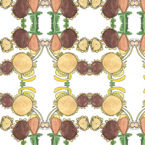 Eva's Sunflowers