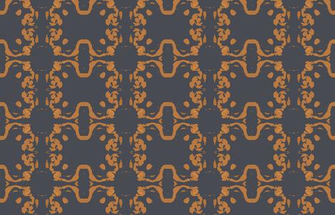 Barnyard Baroque fabric by susaninparis on Spoonflower - custom fabric