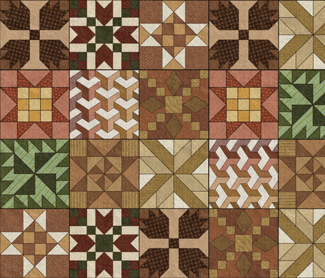 Antique Quilt Patterns