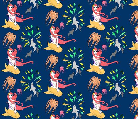 fish of july mermaid fireworks