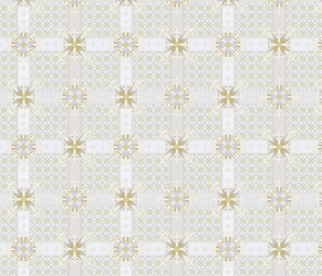 © 2011 Mad Pattern -  Morning Coffee fabric by glimmericks on Spoonflower - custom fabric