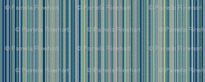 © 2011 Stripes - Tonal Blue