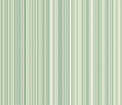© 2011 Stripes - Tonal Mint fabric by glimmericks on Spoonflower - custom fabric