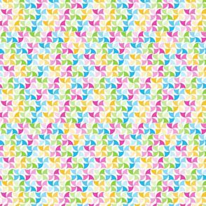 pretty spotty geometrics