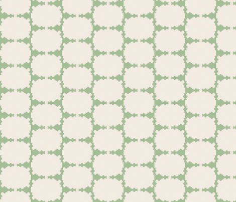 Green Hedge fabric by david_kent_collections on Spoonflower - custom fabric