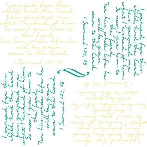 1 Samuel Script