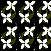 Petals in Greens