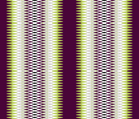 Geometric Zigzag fabric by sew_delightful on Spoonflower - custom fabric