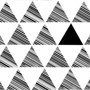 triangle stripe