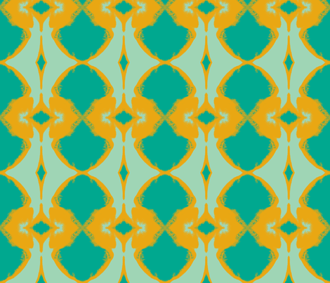 Arab Spring fabric by susaninparis on Spoonflower - custom fabric