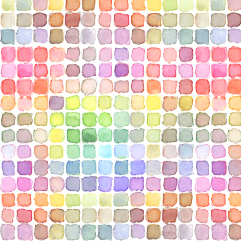Color Chart Too fabric by peagreengirl on Spoonflower - custom fabric