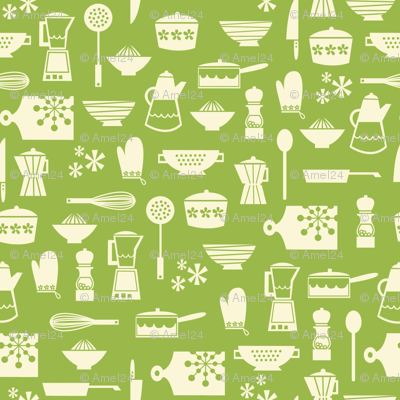 kitchen culture green