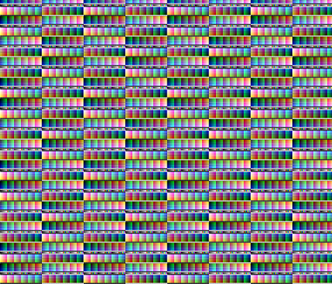© 2011 RGB228 fabric by glimmericks on Spoonflower - custom fabric