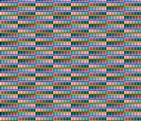 © 2011 RGB228 fabric by glimmericks on Spoonflower - custom fabric
