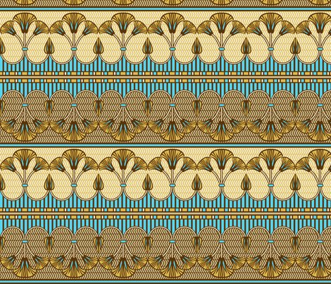 Rregyptian_ornate_lily_border_shop_preview