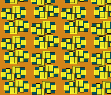 Little Boxes fabric by susaninparis on Spoonflower - custom fabric