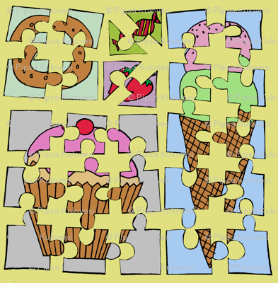 SweetPuzzle
