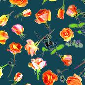 roses petrol col.2