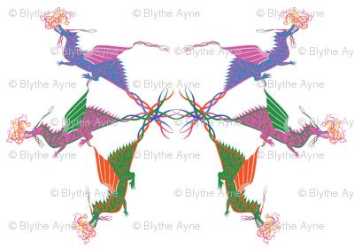 Dragon Tails-Blythe