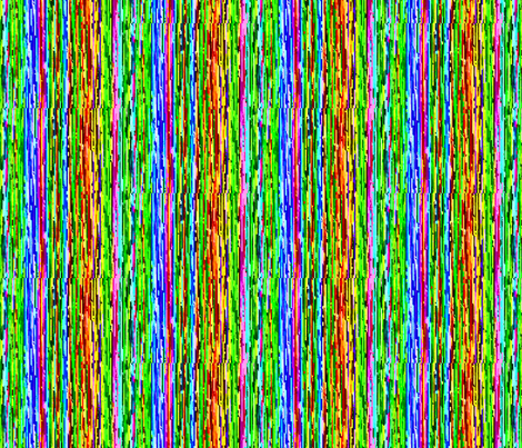 PixelStripes fabric by mbsmith on Spoonflower - custom fabric