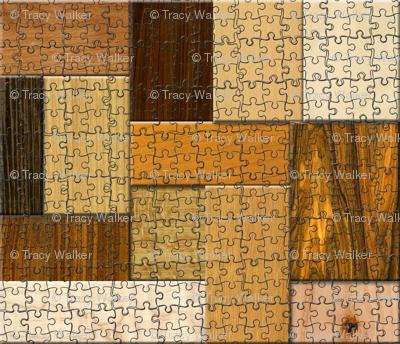 1 Splintered puzzled life