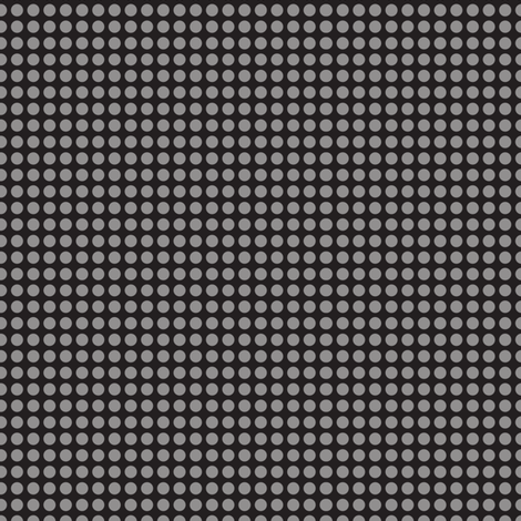 Dots Noir fabric by tradewind_creative on Spoonflower - custom fabric