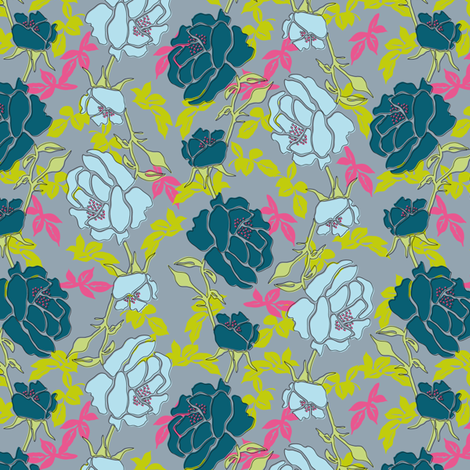 Tamara fabric by zoebrench on Spoonflower - custom fabric