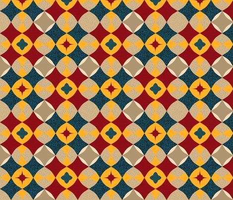 Diamond Patterns fabric by whatsit on Spoonflower - custom fabric