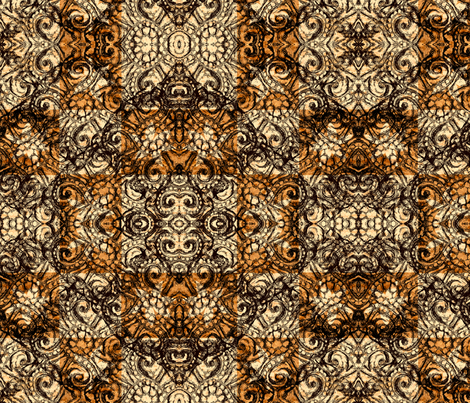 NB-puzzles5 fabric by nickinic99 on Spoonflower - custom fabric