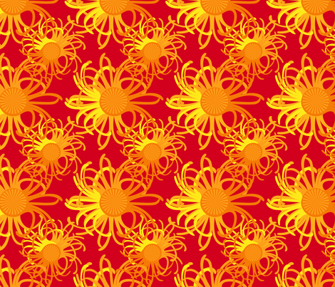 Hot Jellies fabric by melissamarie on Spoonflower - custom fabric