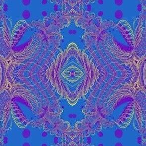 Undersea fronds
