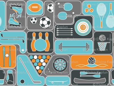 Pick your sport puzzle