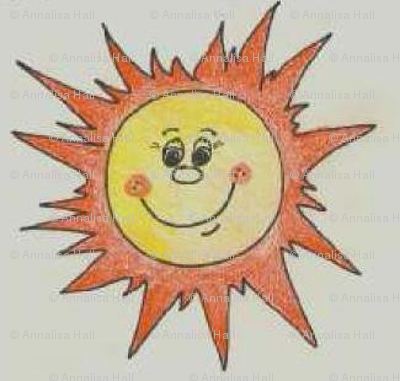 Sunshine Crayon